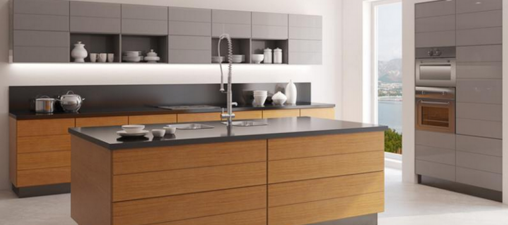 Quadra tech habitat des cuisines int gr es design et for Cuisine integree sur mesure
